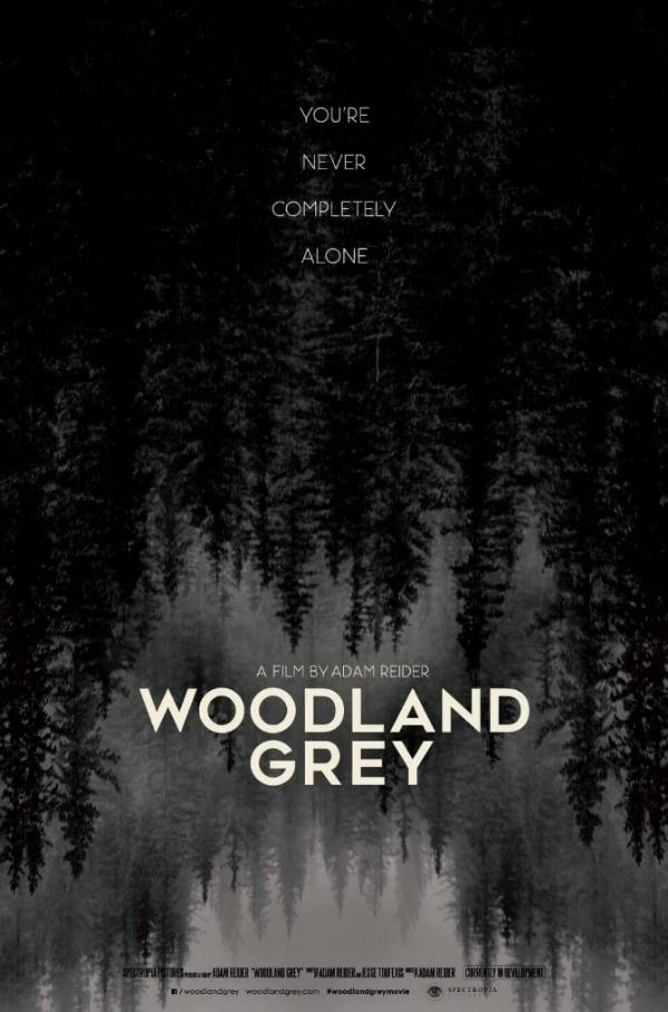 woodland grey movie poster franky films