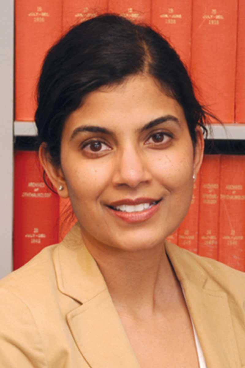 Nisha Acharya, MD  San Francisco, CA