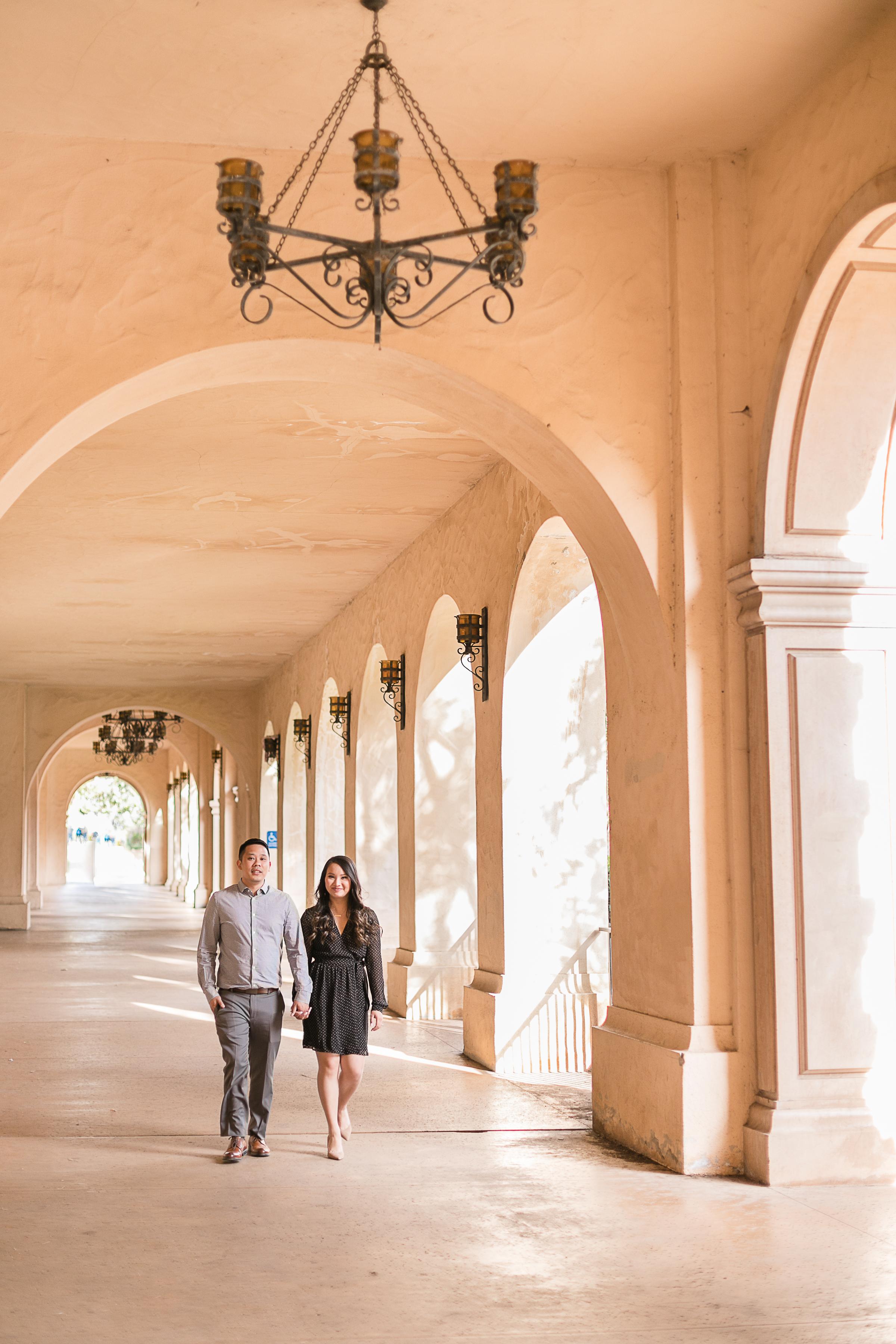 Tiffany and Erick's Balboa Park and Coronado Engagement Session-10.jpg
