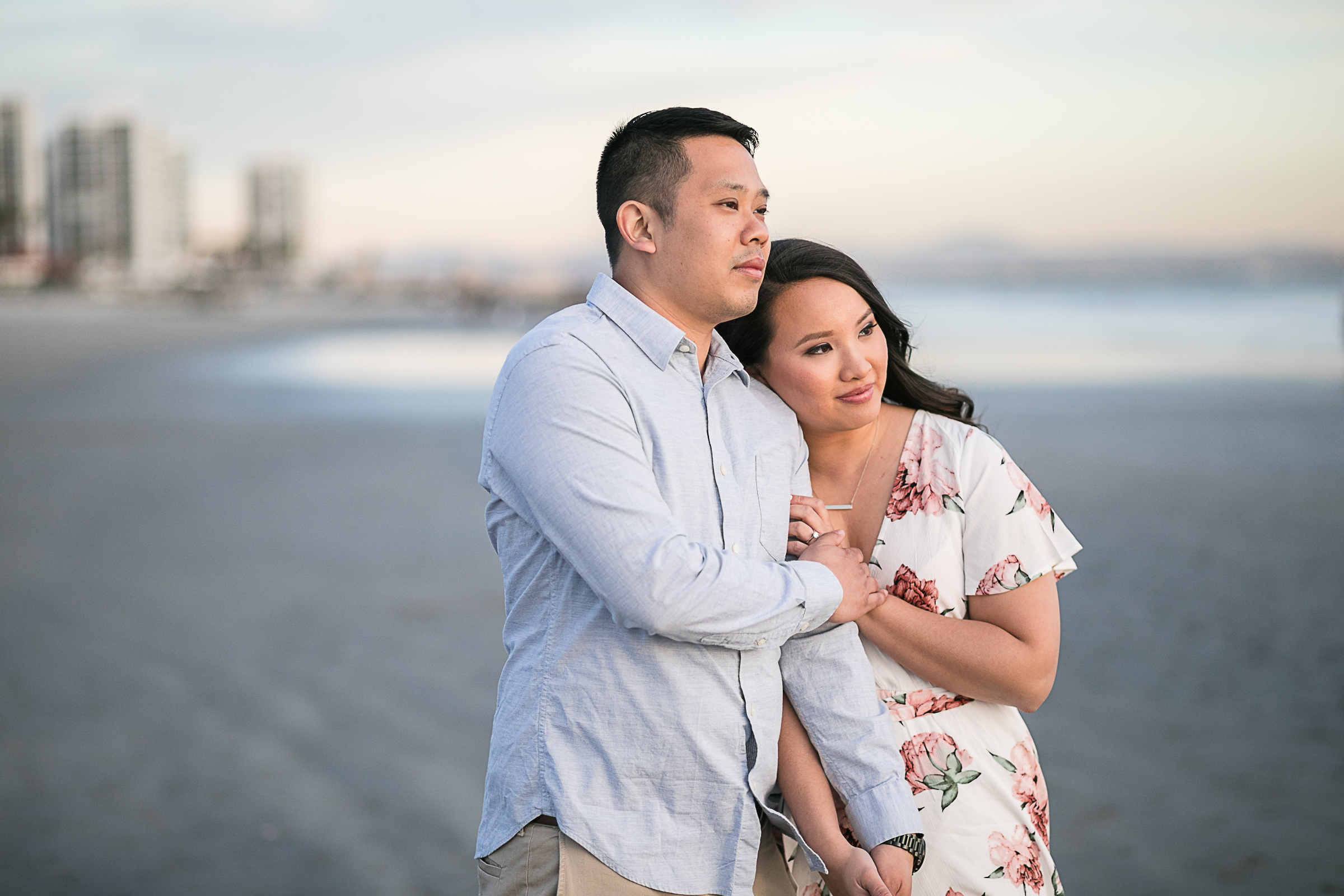 Tiffany and Erick's Balboa Park and Coronado Engagement Session-22.jpg