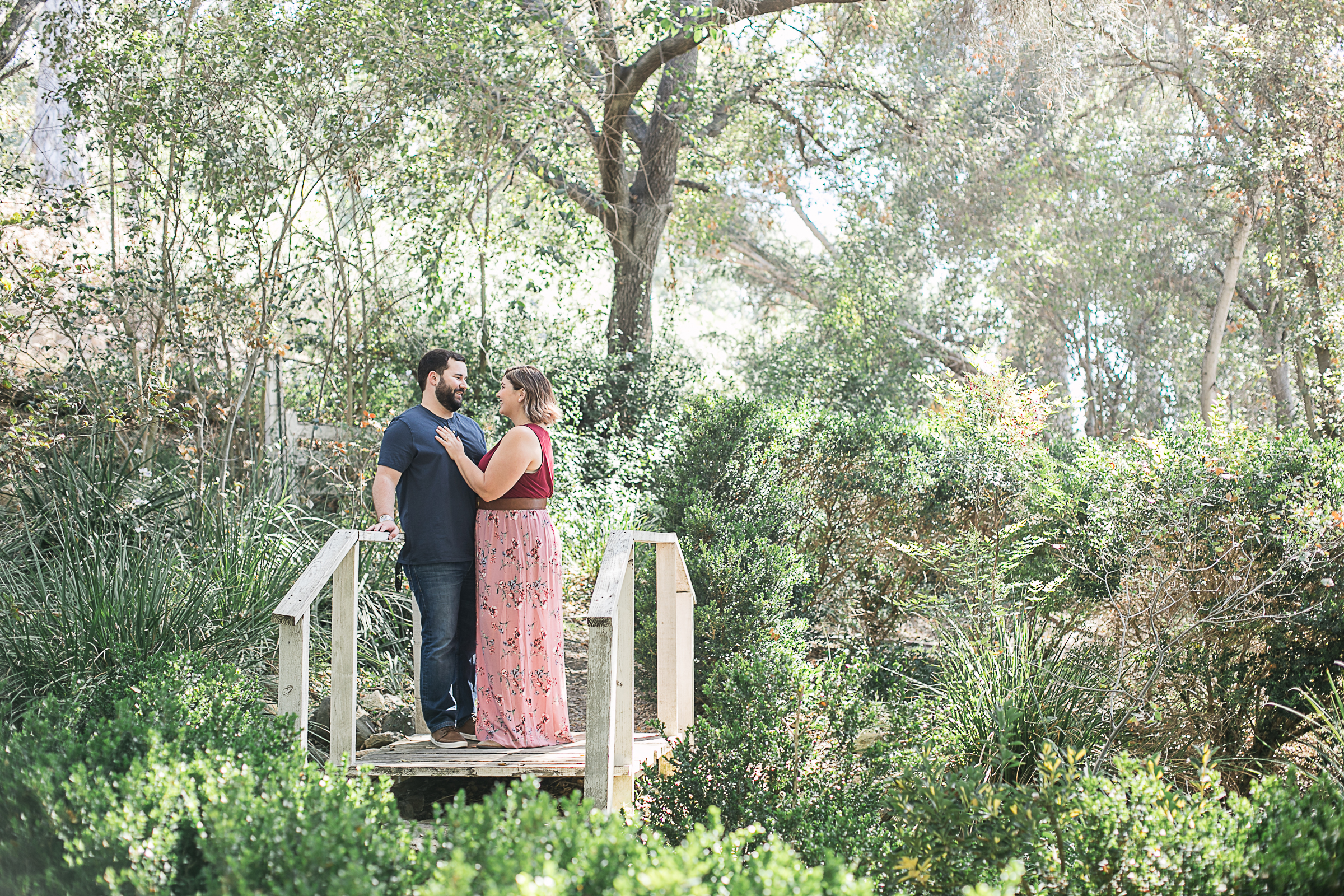 Kathryn and Dustins Myrtle Creek Botanical Gardens Fallbrook Engagement Session-1.jpg