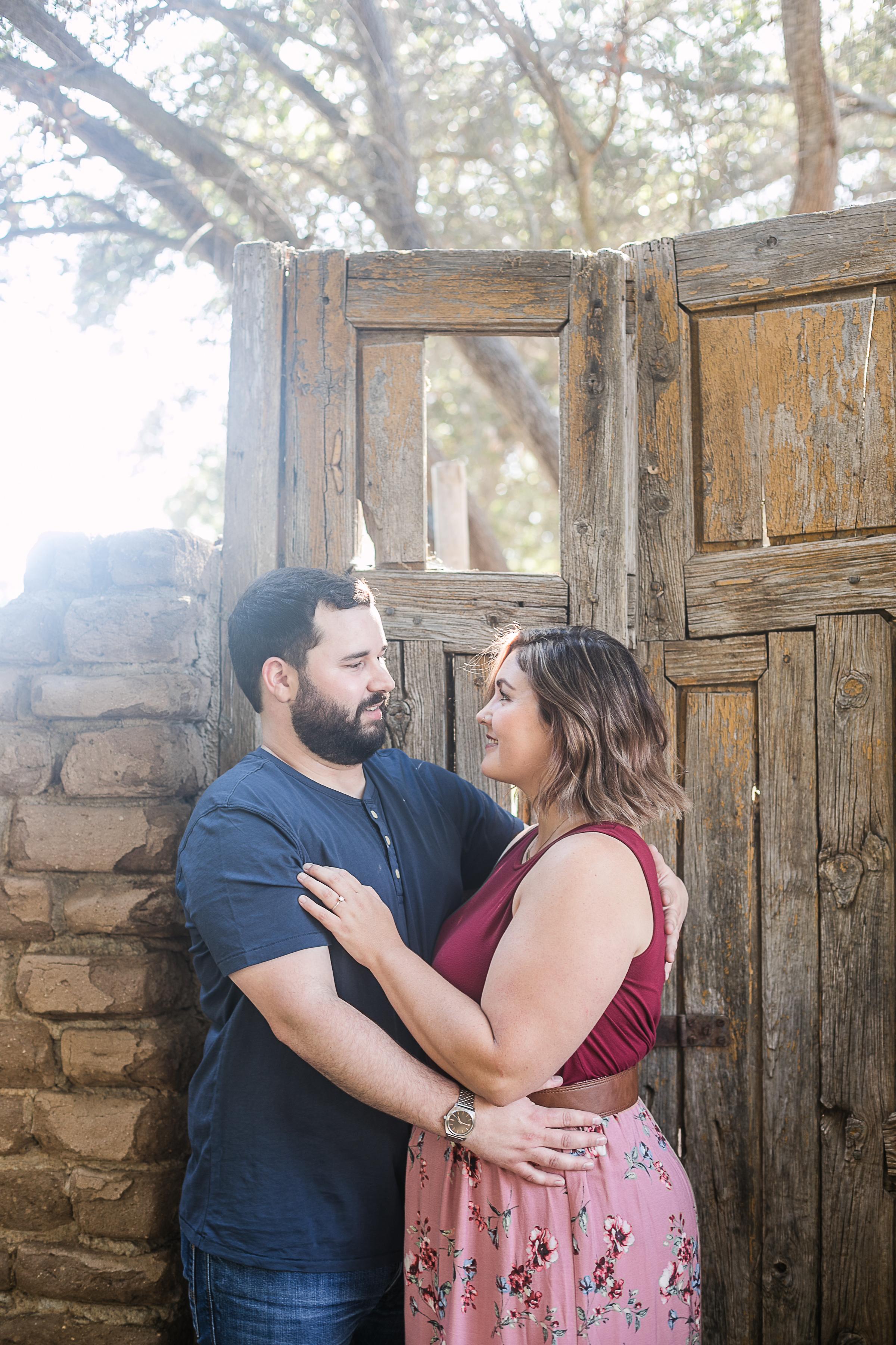 Kathryn and Dustins Myrtle Creek Botanical Gardens Fallbrook Engagement Session-7.jpg