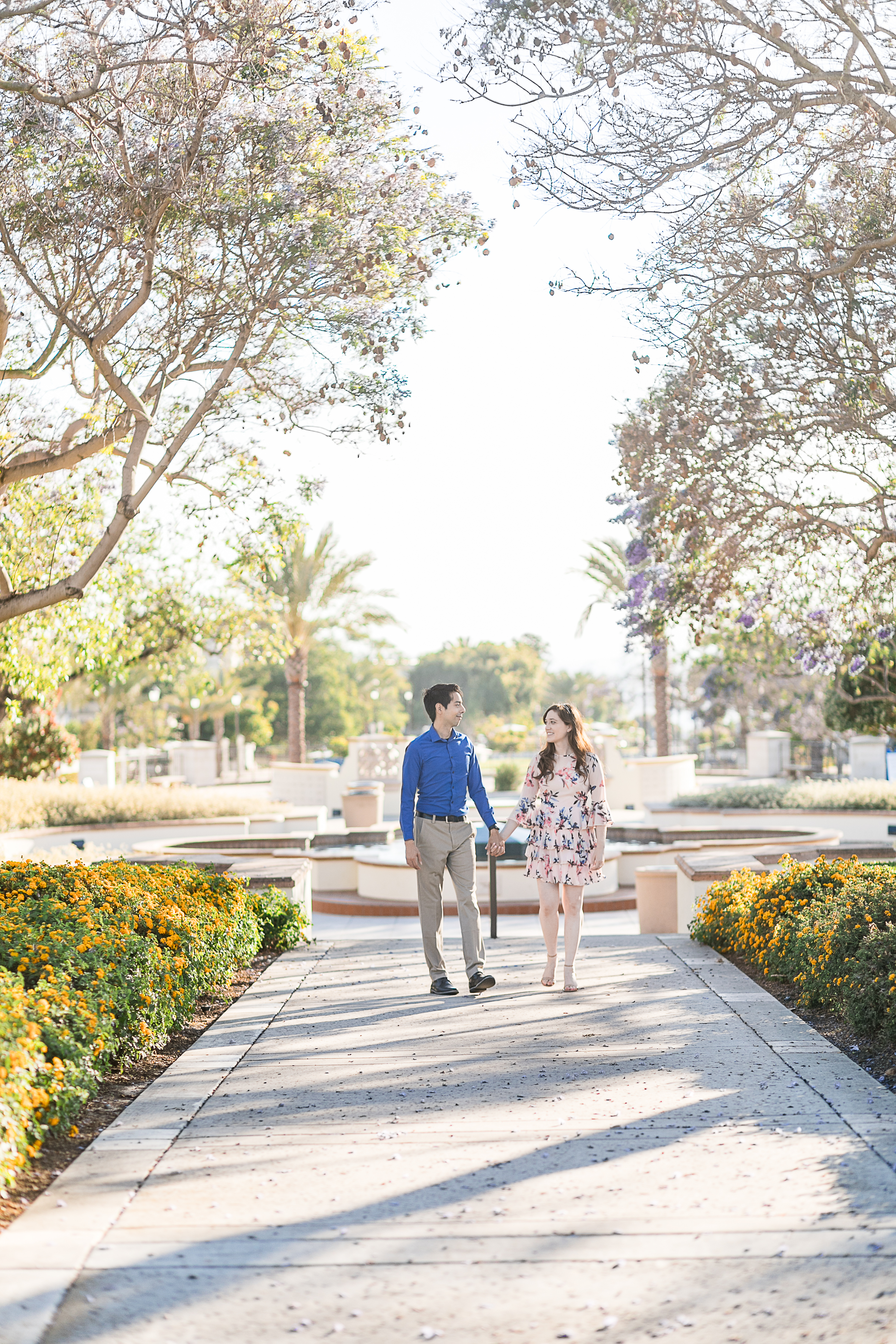 Bianca and Robert's University of San Diego Engagement Session 2018-19.jpg