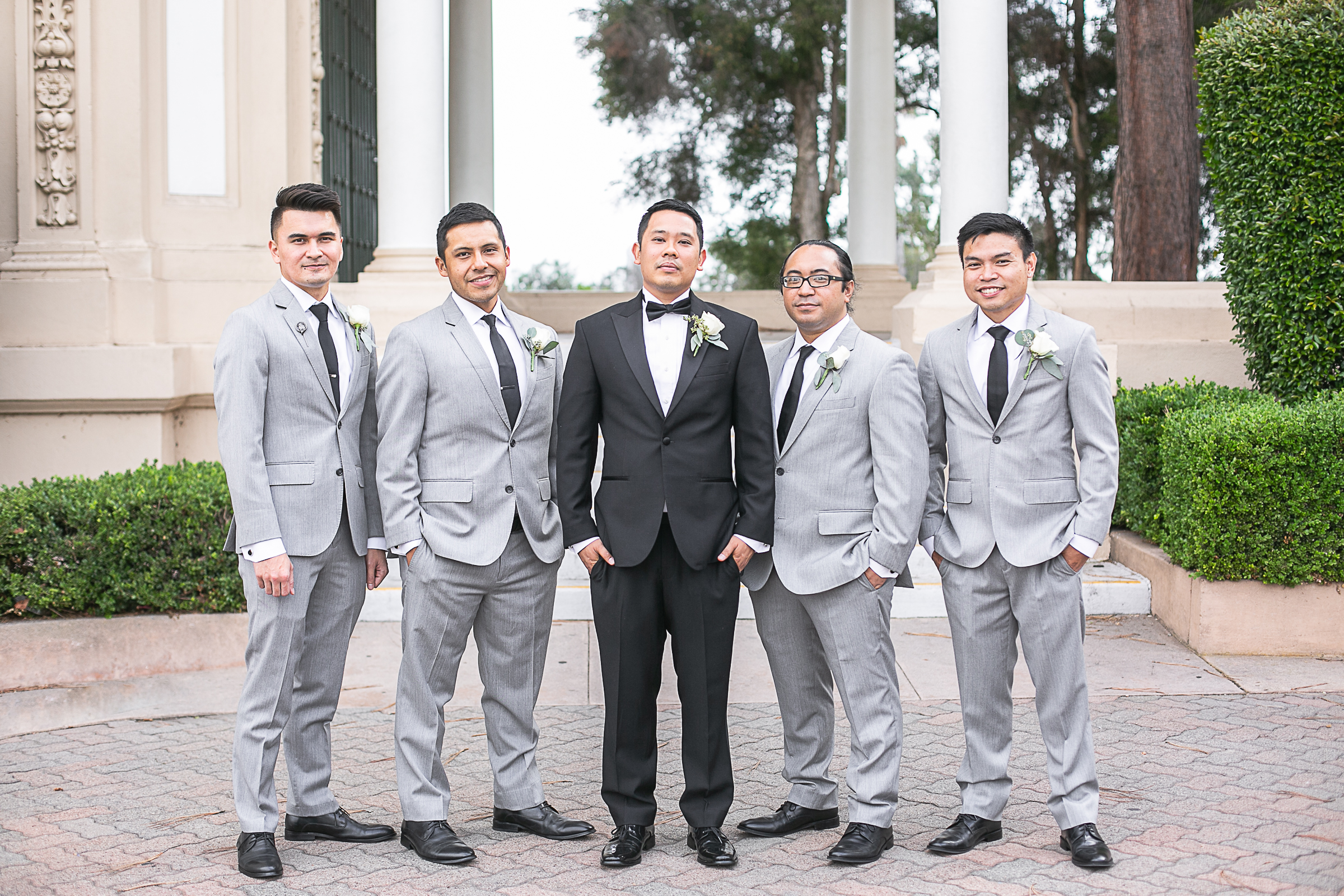 Tiffany and Erick's St Joseph's Cathedral Balboa Park Coronado Community Center Wedding-22.jpg