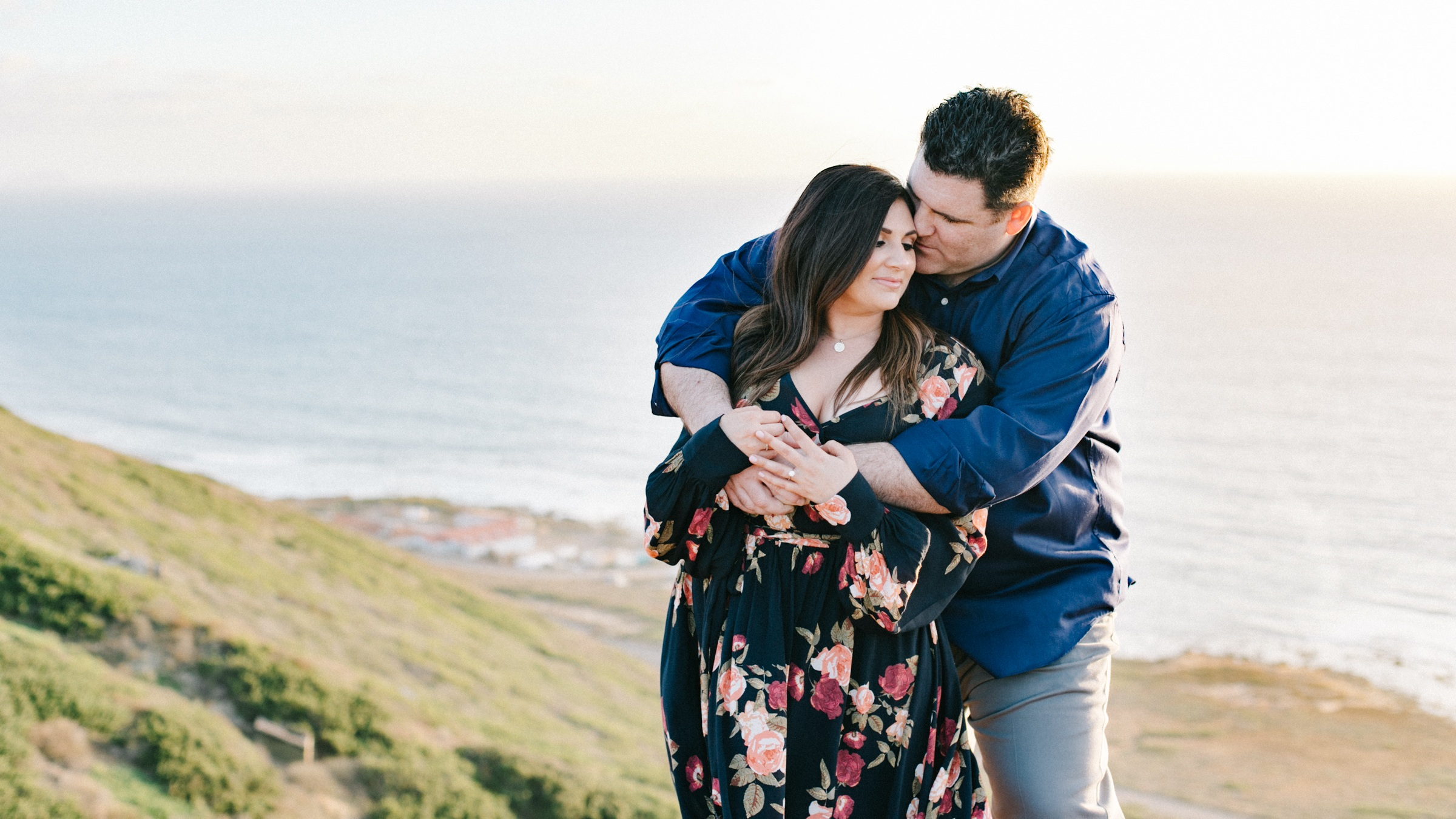 Cabrillo National Monument Point Loma Engagement Session Great Woodland Photography-21.jpg