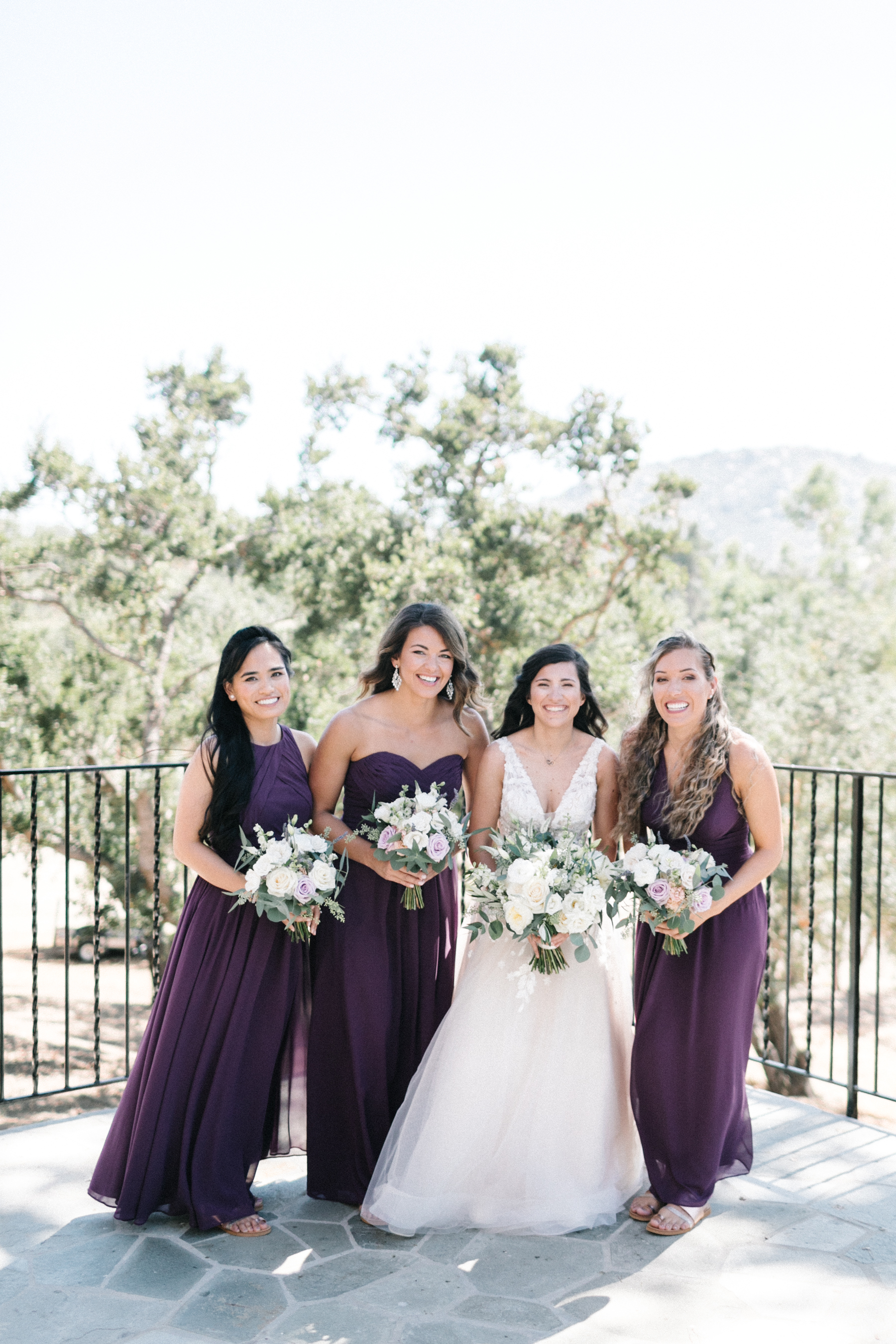 Jordan and Alex's Mt. Woodson Ramona Wedding Great Woodland Photography 8-31-19-4.jpg