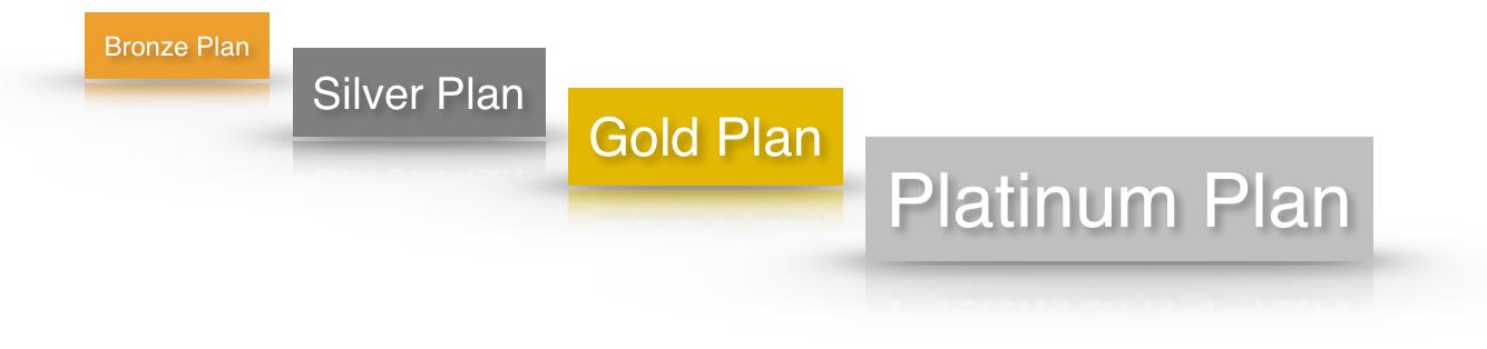 health insurance metal tiers