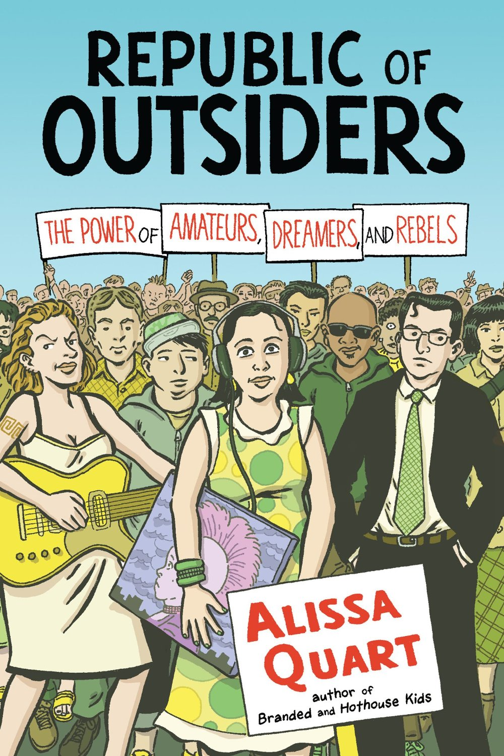 Republic of Outsiders | 2014