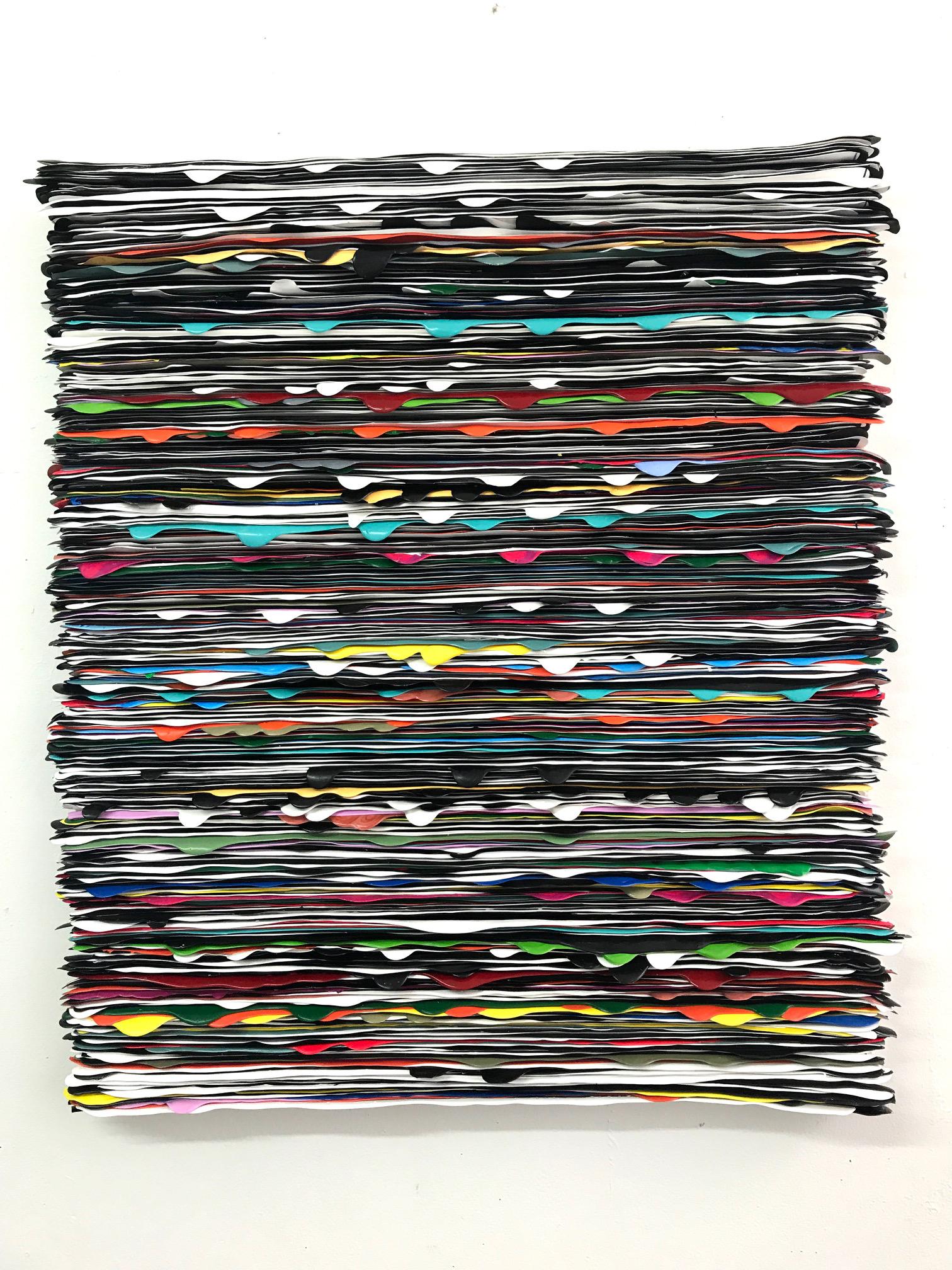 Monica Delgado, What's a Painting No. 19, 2017