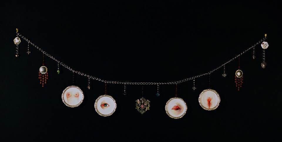 Esperanza Cortés, Charm Bracelet, 1996