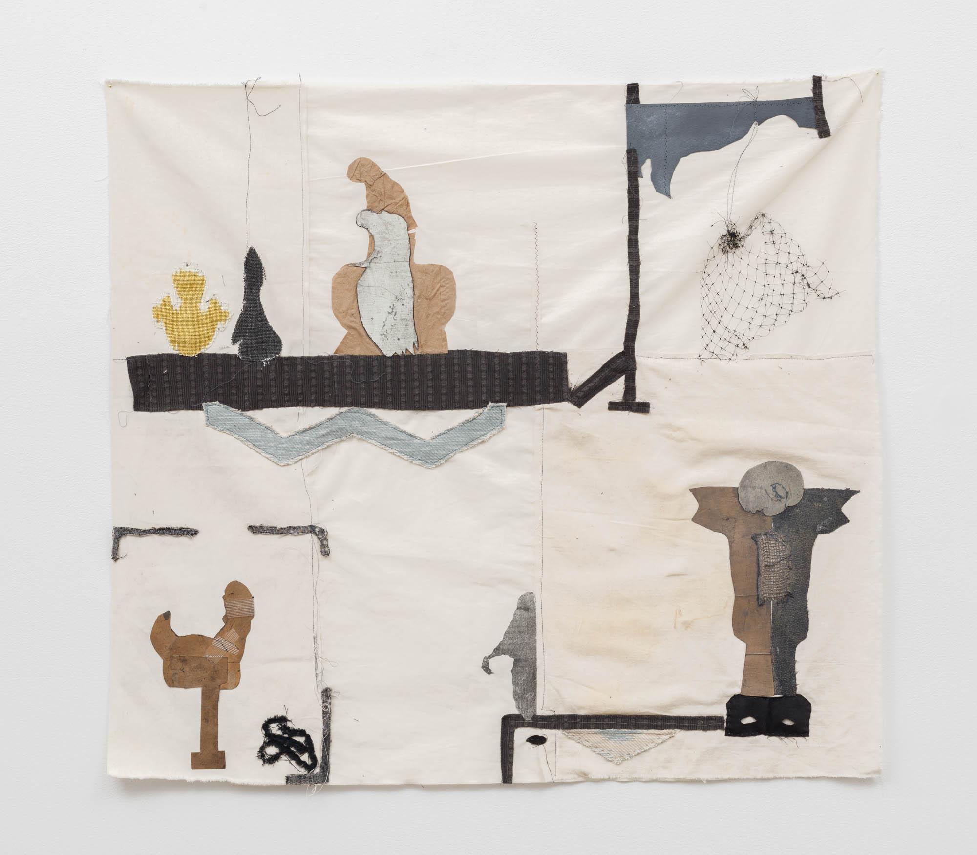 Fanny Allié, Hanging Net, 2018
