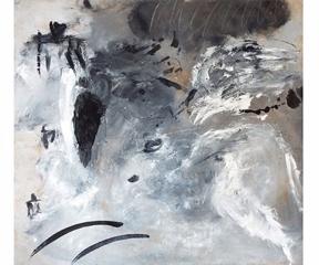 Valentina DuBasky, Winged Horse & Figures (2017)