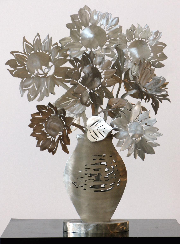 Babette Bloch, Sunflowers (2010)