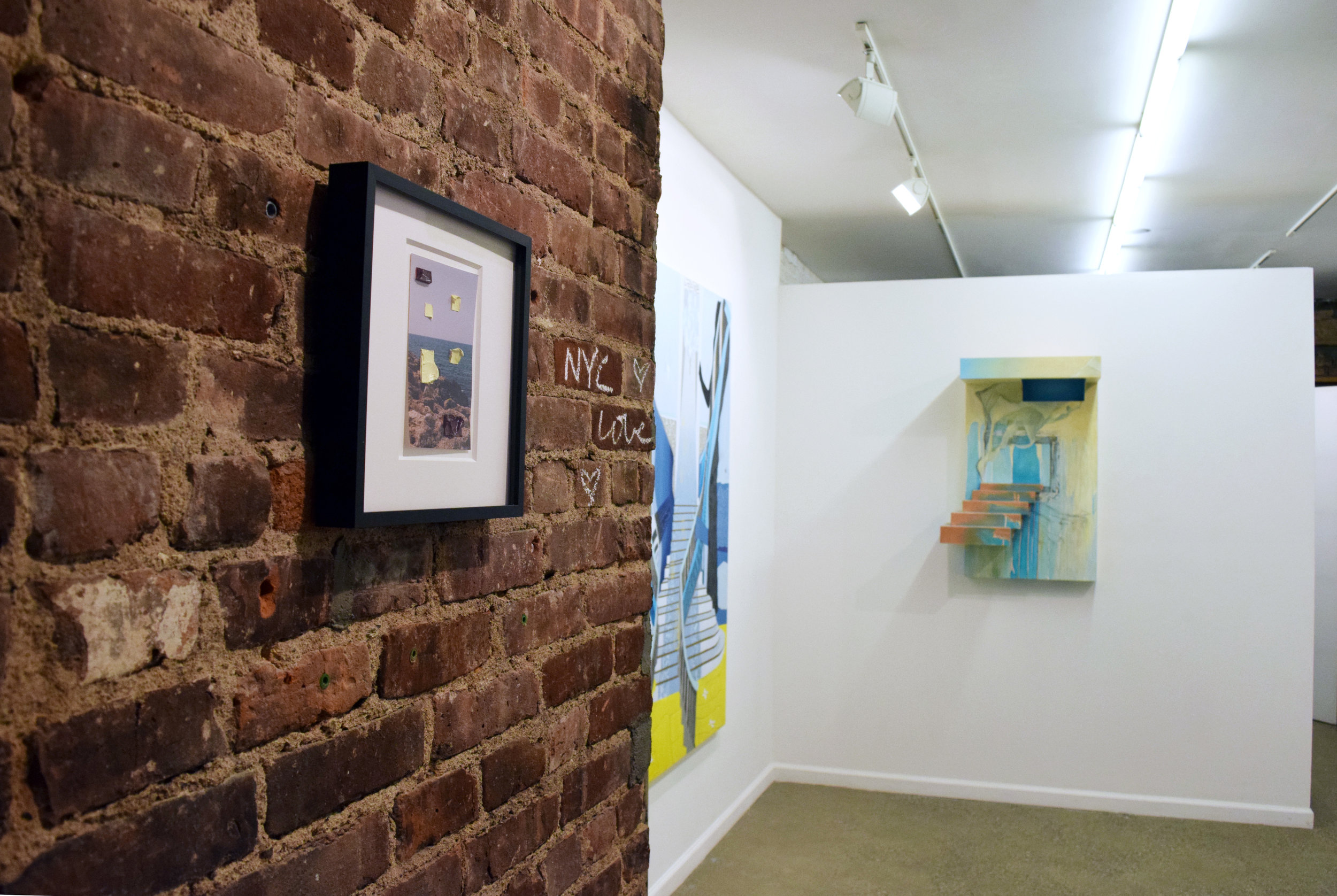 Installation View of Memory Palace