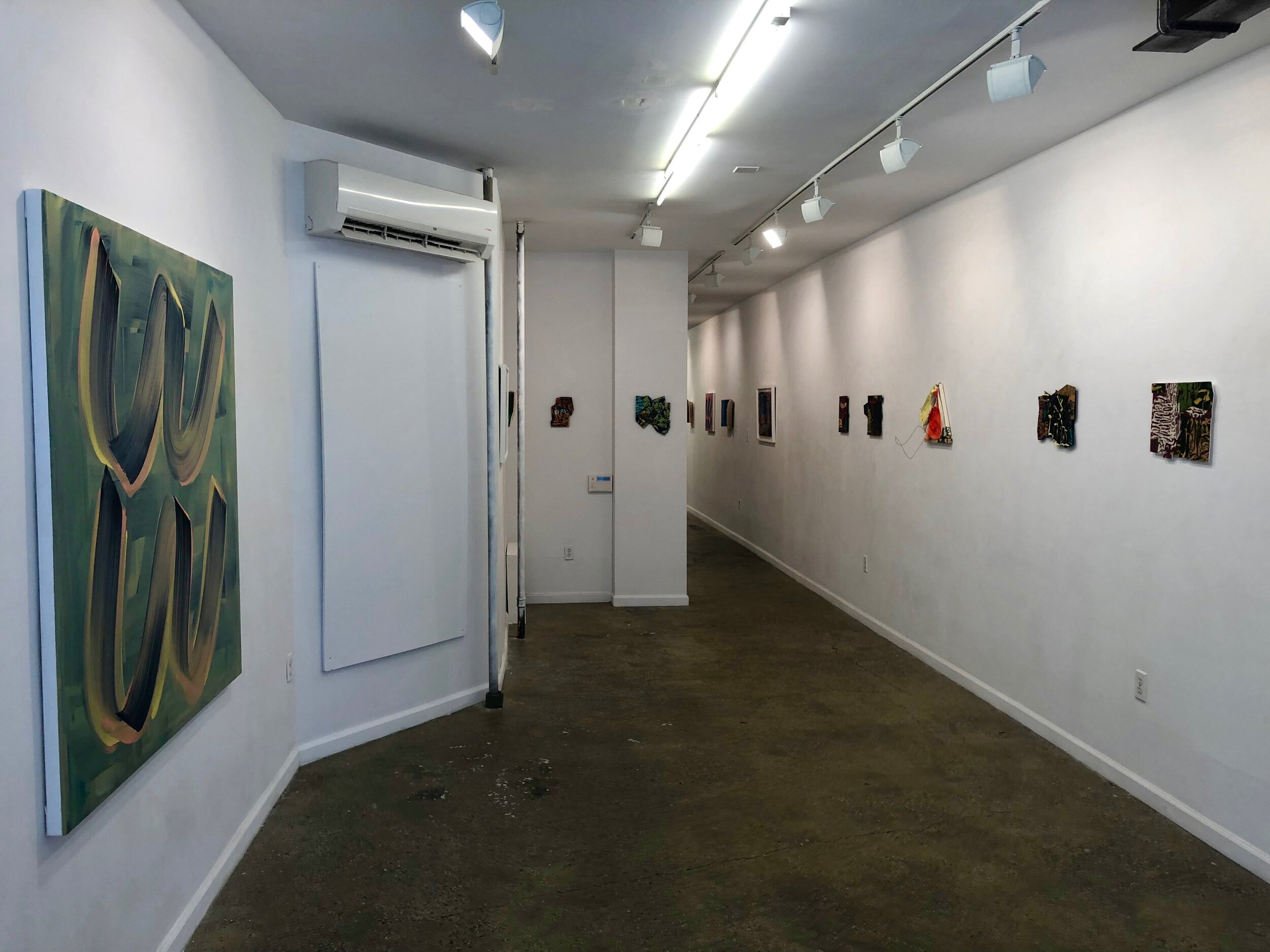 Installation Shot of Object Oriented