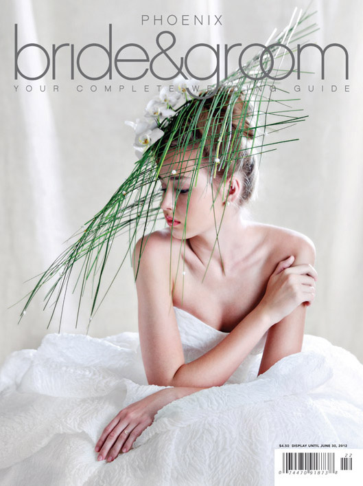 Featured on Phoenix bride & groom