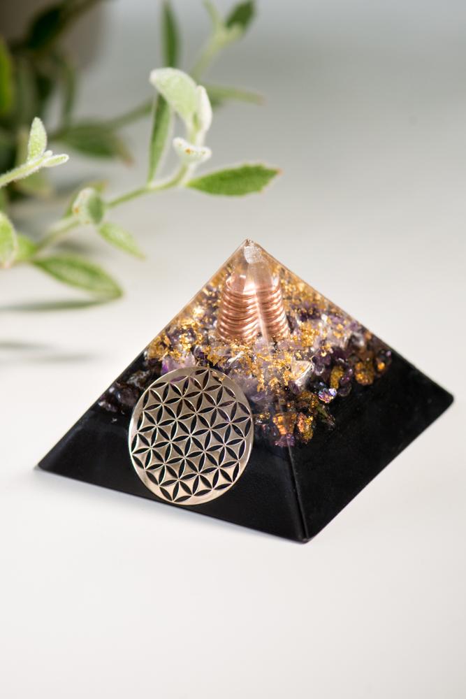 Wisdom and Clarity Pyramid