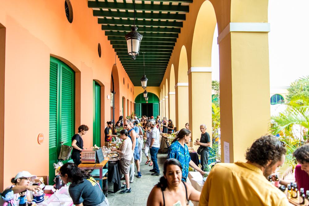 Old San Juan Farmer's Market