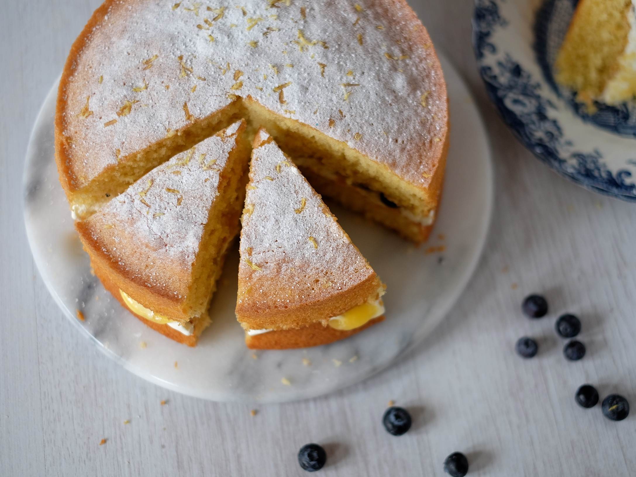 Lemon and Blueberry Victoria Sponge 1.jpg