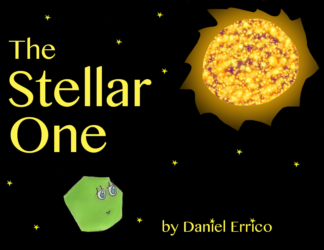 The Stellar One Cover Image All Stories for Kids