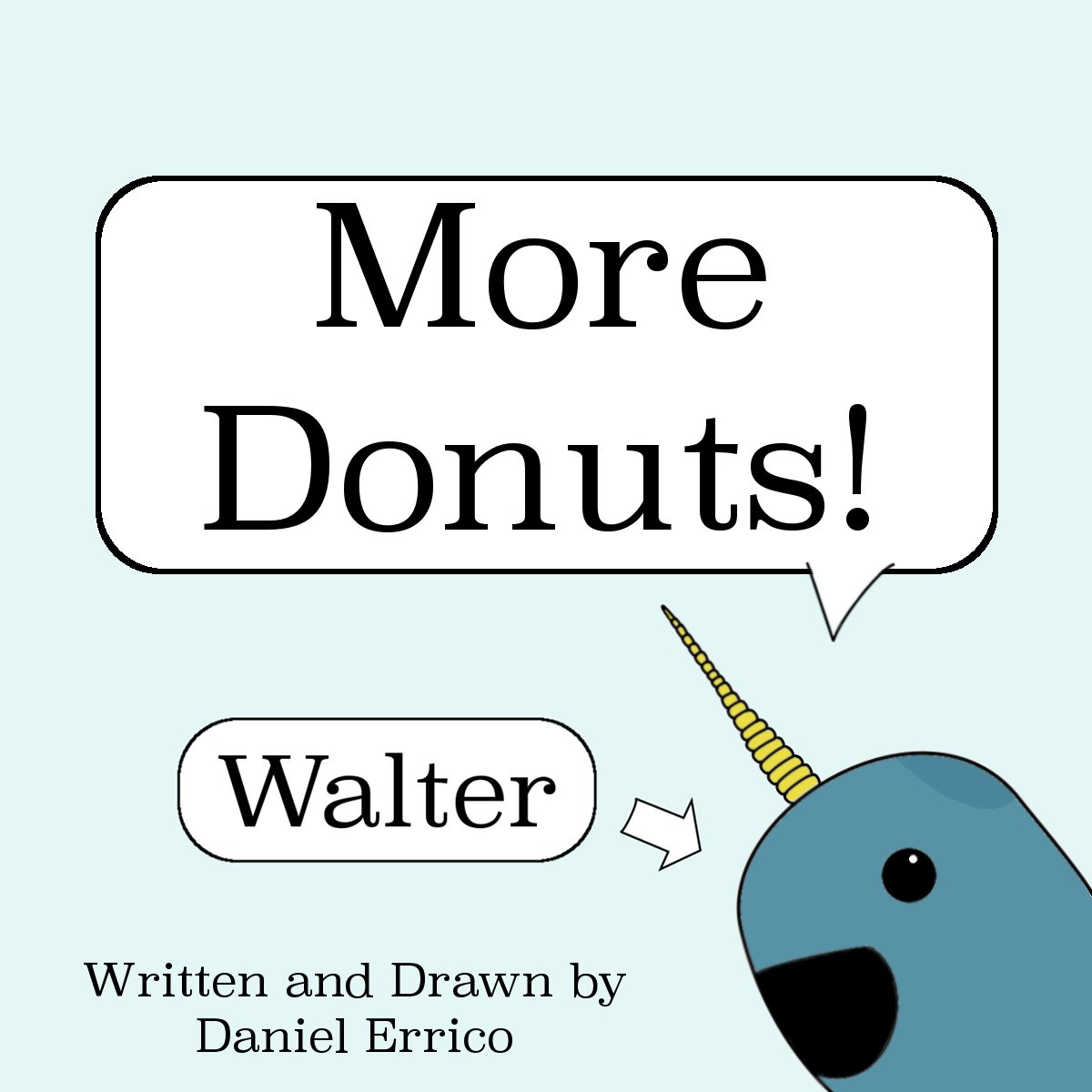 More Donuts Cover Image All Kids Stories