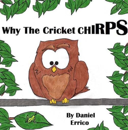 Why The Cricket Chirps Cover Image All Children's Stories.jpeg