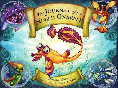 The Journey of the Noble Gnarble Cover Image All Stories for Kids.jpg