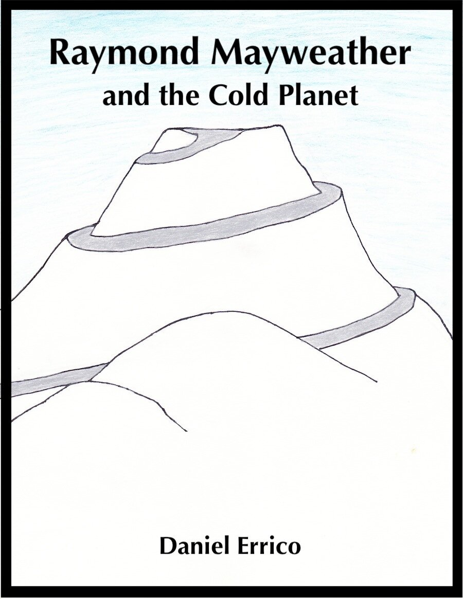 Raymond Mayweather and the Cold Planet Cover.jpeg