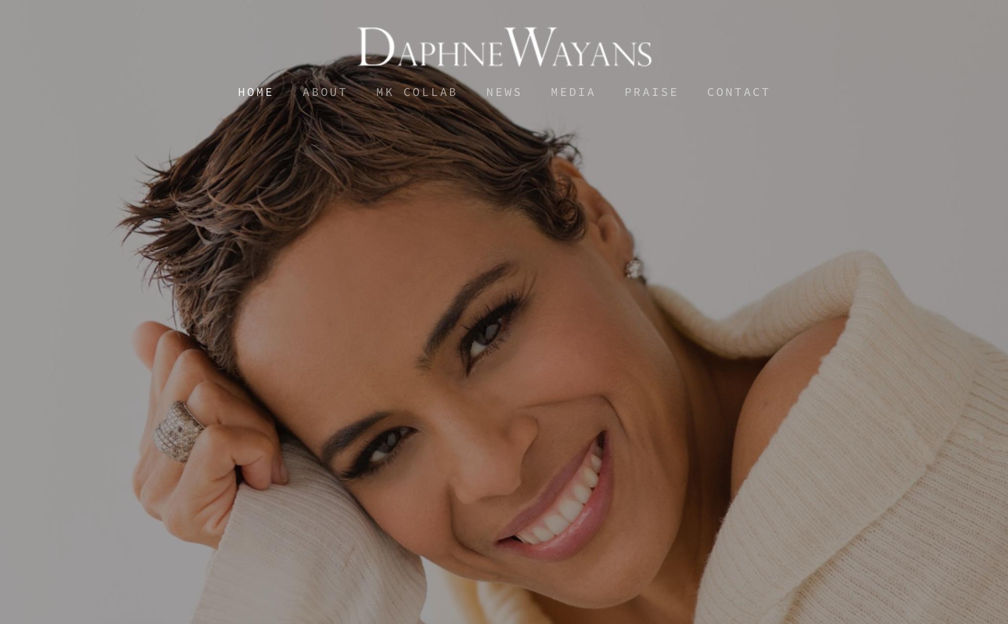 Daphne Wayans