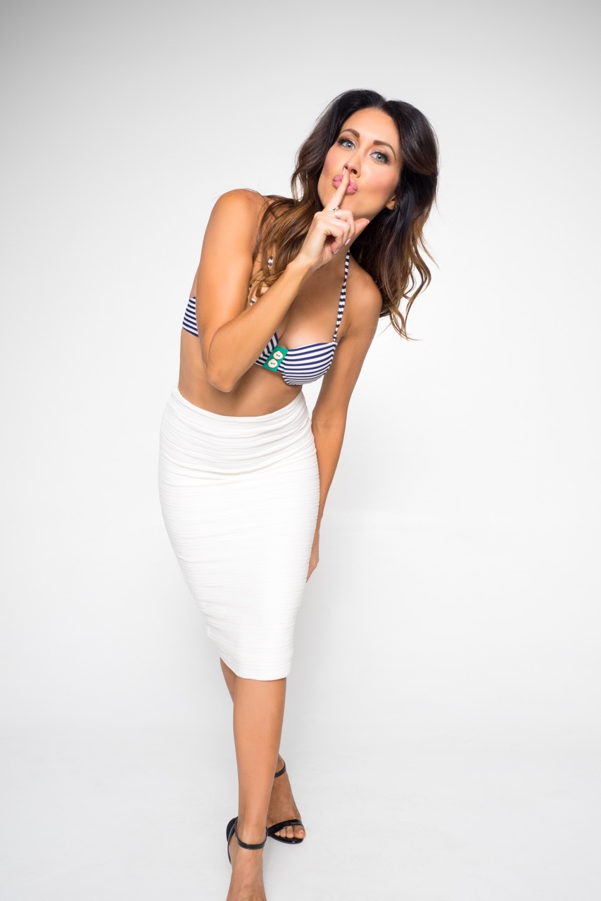 NFL Network Host Erin Coscarelli