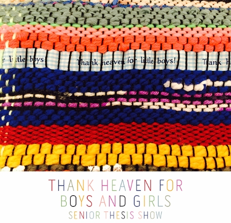 Thank Heaven For Boys And Girls