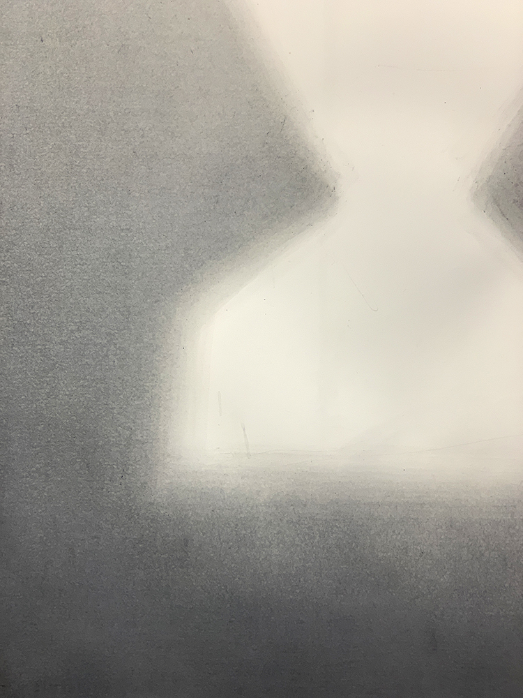 Untitled (Shade), detail, 2018