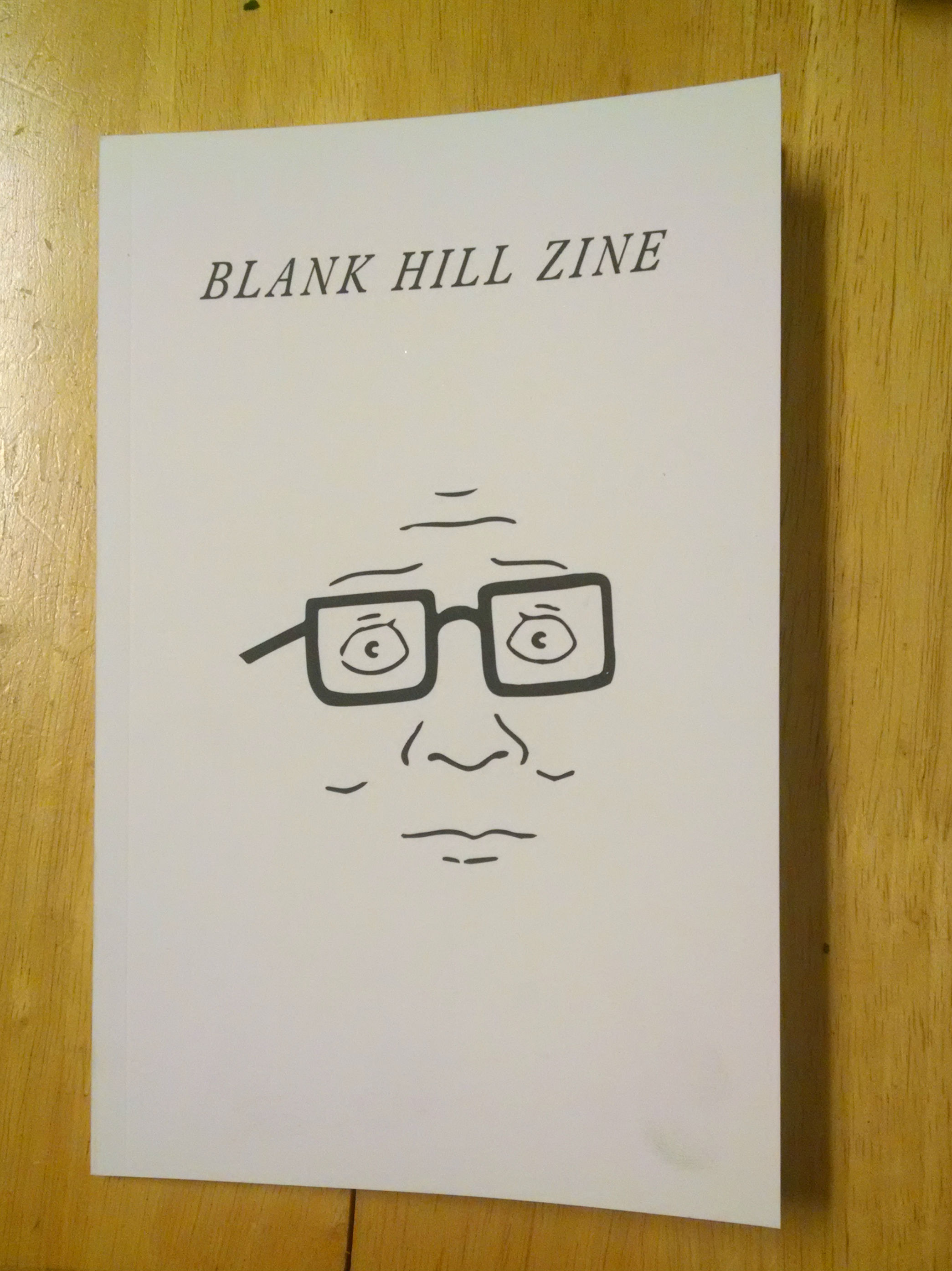 This might be my favorite acquisition of the festival. When I saw it, I knew I had to have it. Contributors put Hank Hill's face into all kinds of other illustrations.