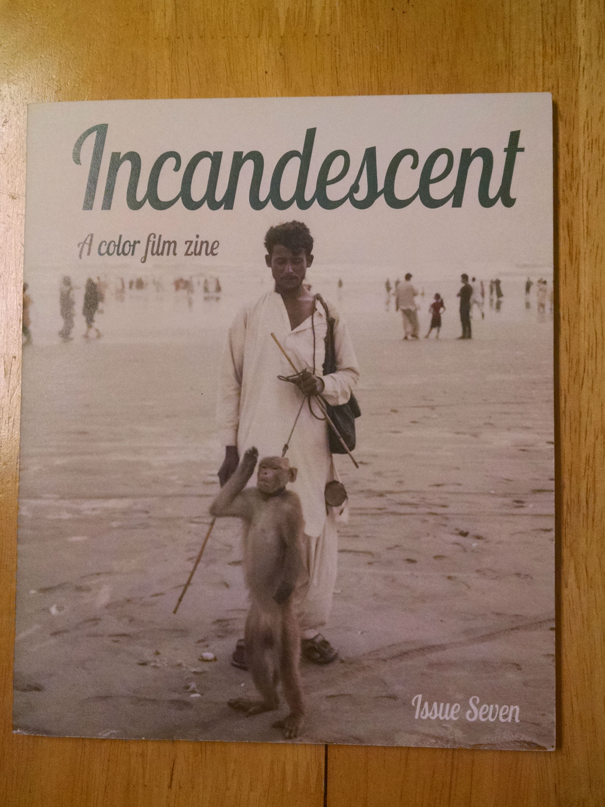 Incandescent , a very cool photo magazine by  Pine Island Press  out of Portland, OR. I wanted to buy them all instantly!