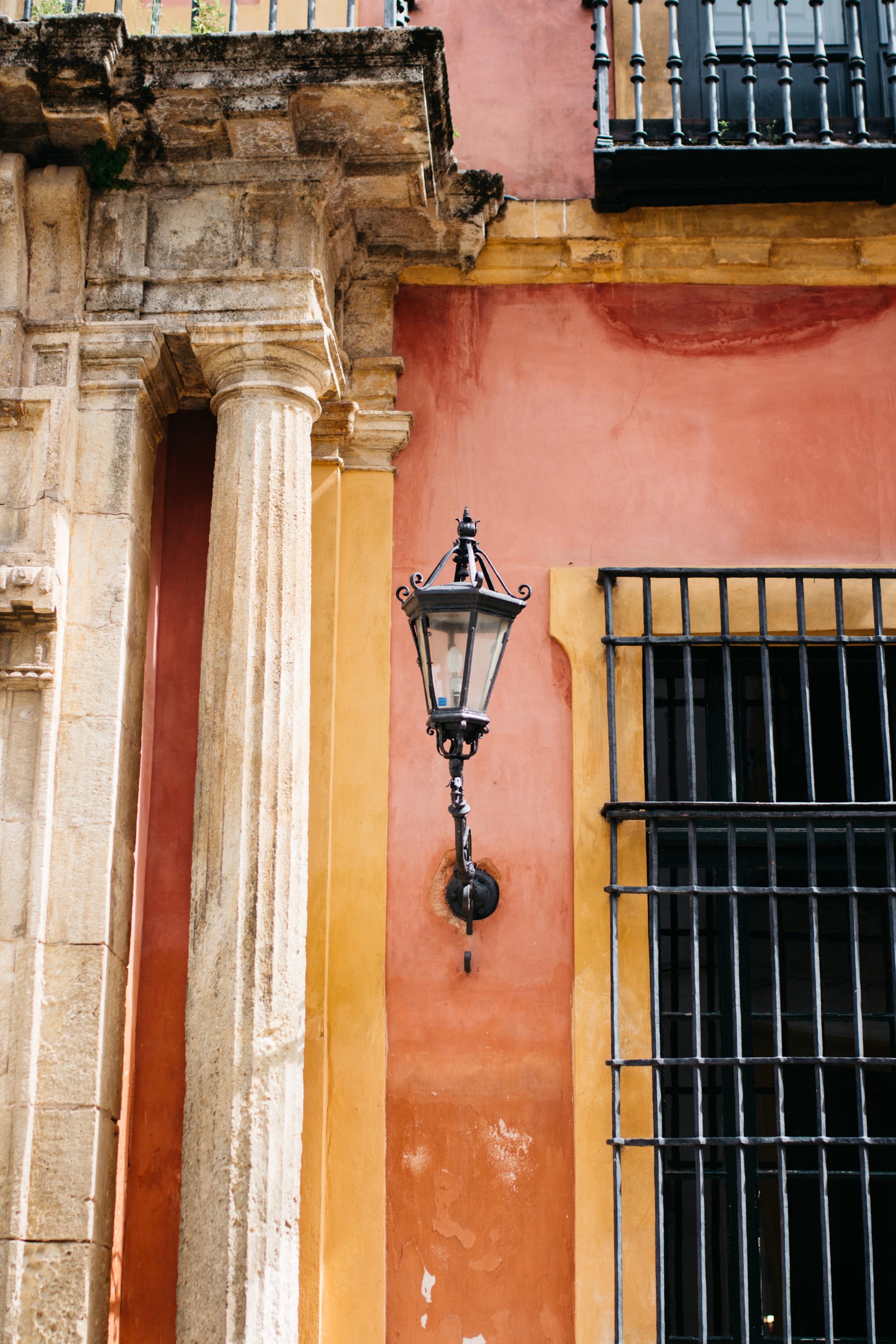 Seville, Spain -