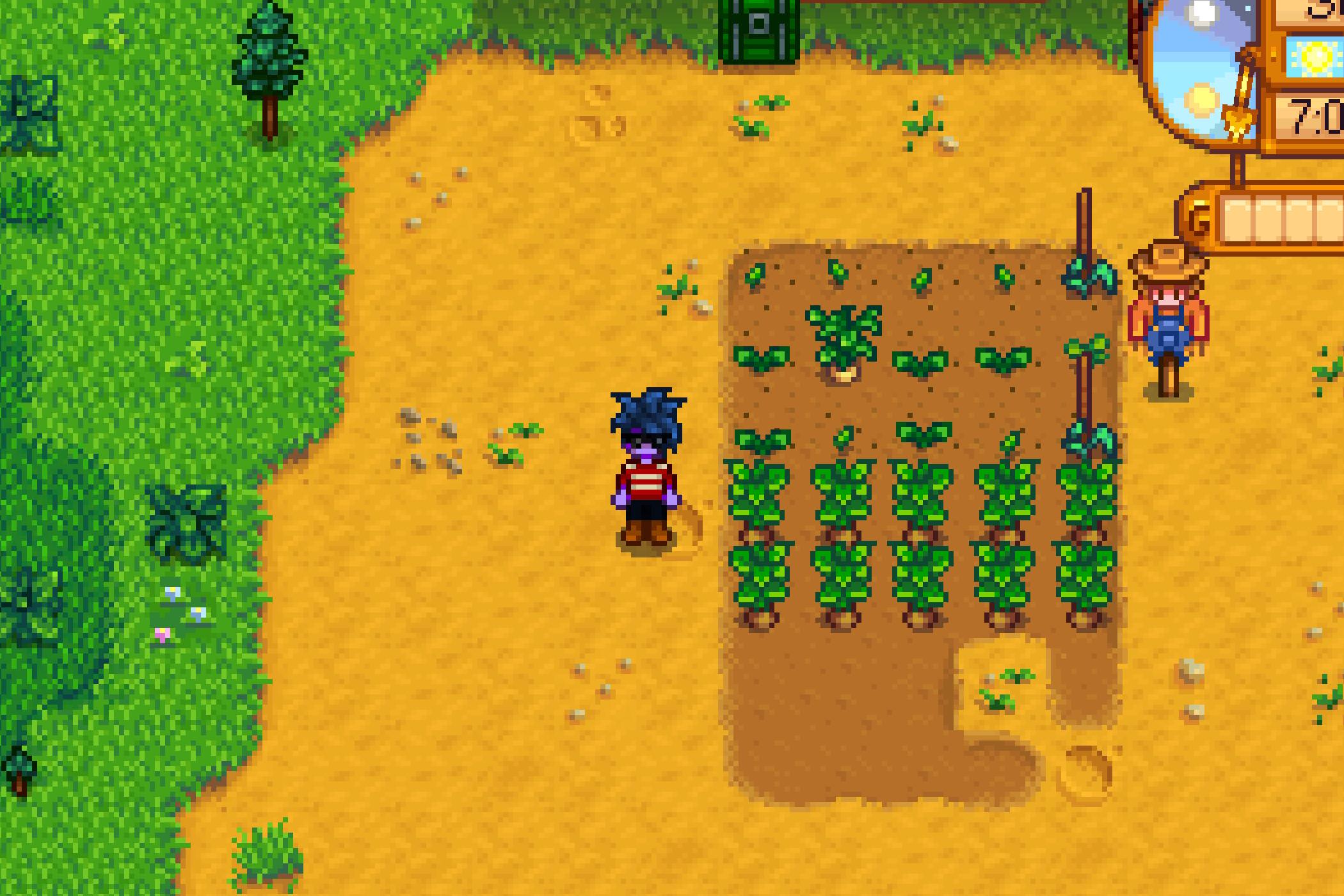StartingHarvest