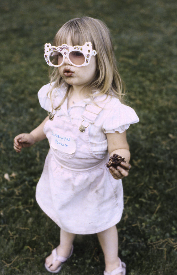 I've always been a bit of a fashionista.
