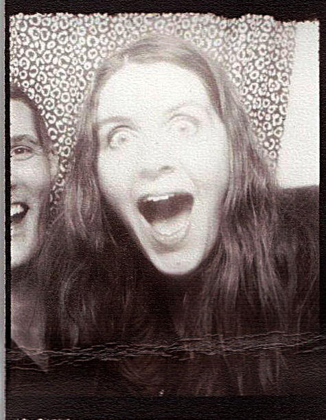 How to utterly dominate a photo booth.