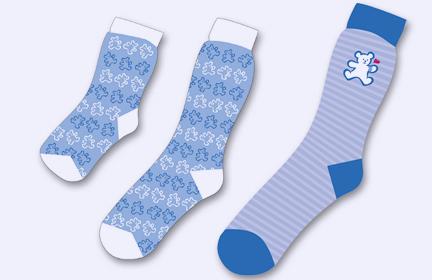 CHOC Socks