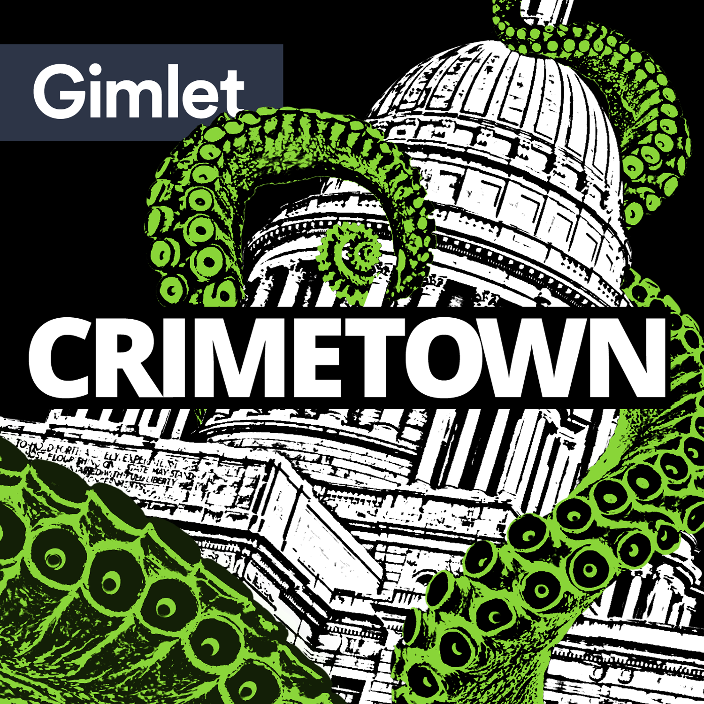 Crimetown Show Art