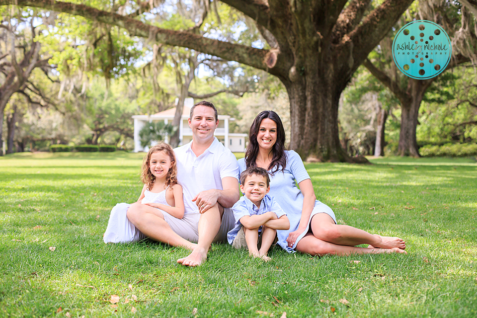 Family Portraits on 30A