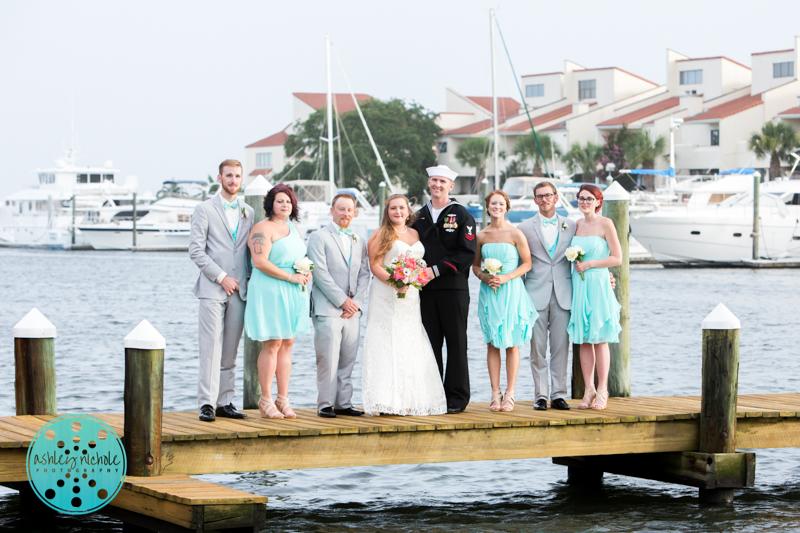 Palafax Wharf Wedding - Wedding Photographer in Pensacola ©Ashley Nichole Photography-62.jpg