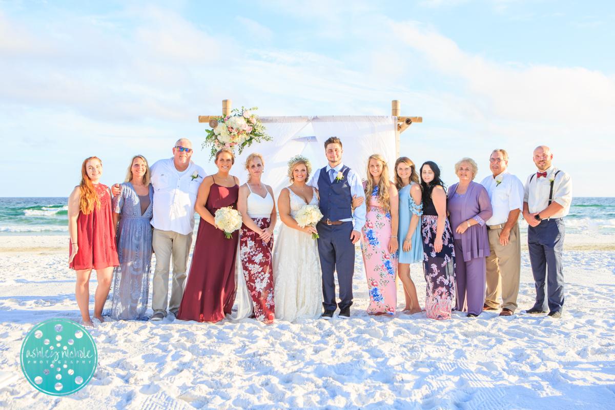 Surfside Resort- Destin Florida- Wedding Photograher ©Ashley Nichole Photography-226.jpg