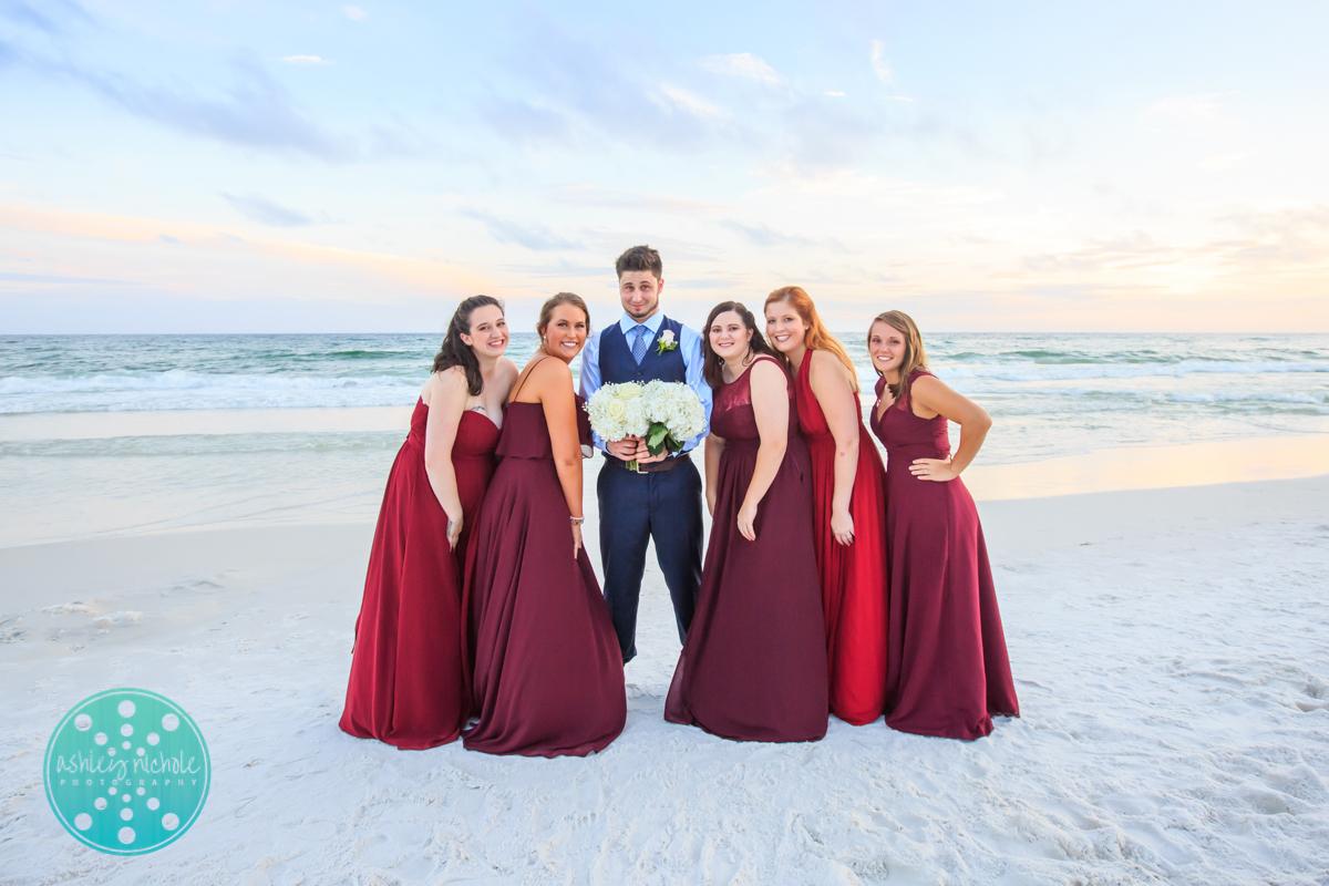 Surfside Resort- Destin Florida- Wedding Photograher ©Ashley Nichole Photography-283.jpg