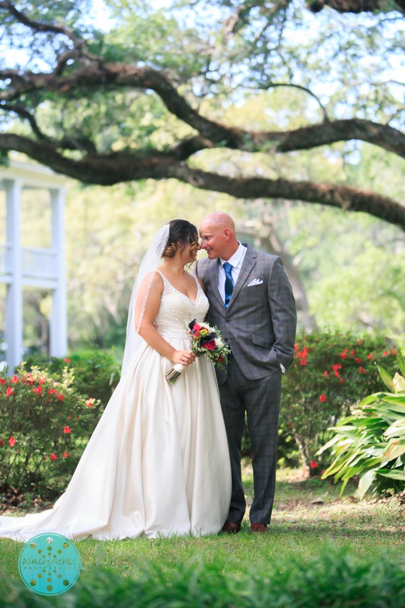 Rettig Wedding- Eden State Gardens- St. Rita's Catholic Church- Santa Rosa Beach Florida ©Ashley Nichole Photography-39.jpg