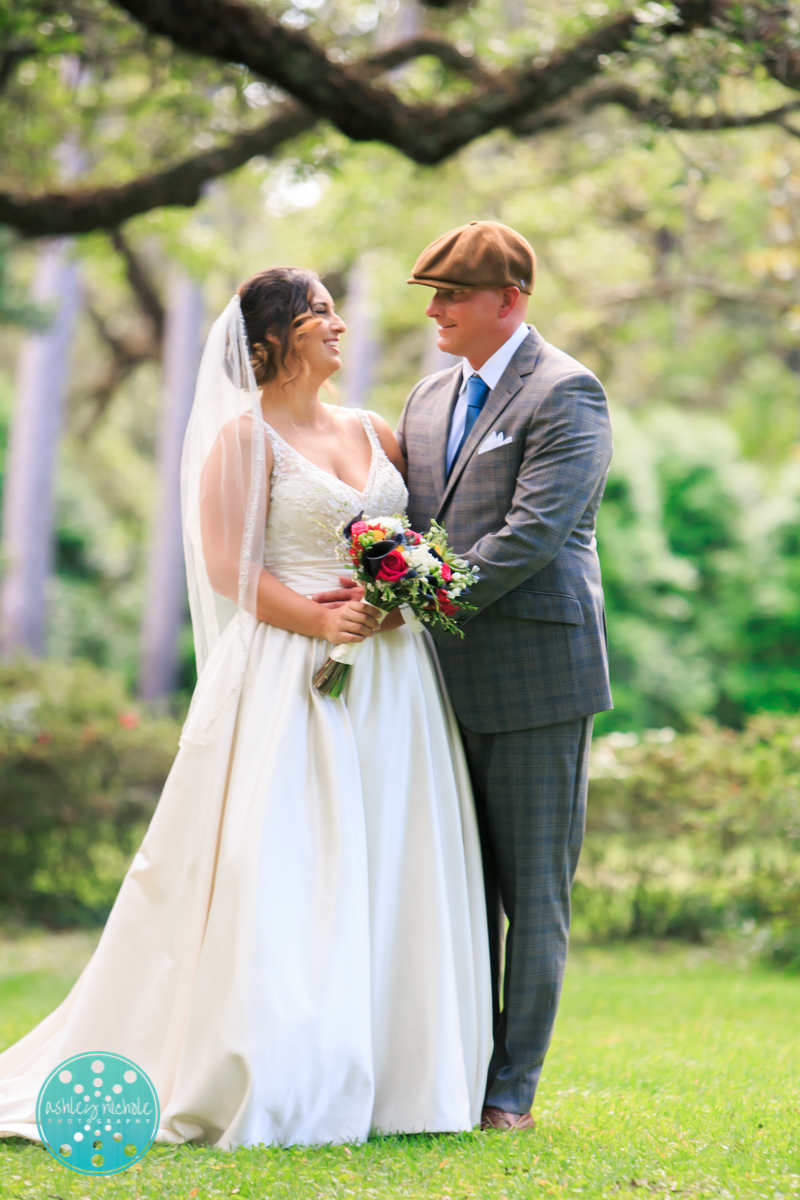 Rettig Wedding- Eden State Gardens- St. Rita's Catholic Church- Santa Rosa Beach Florida ©Ashley Nichole Photography-43.jpg