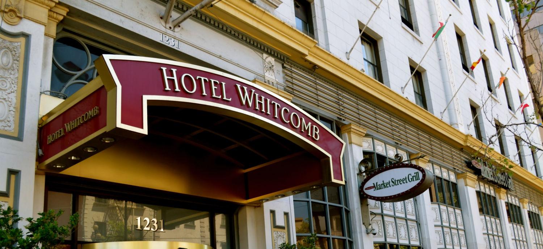 Hotel Whitcomb Salsa Rueda Festival