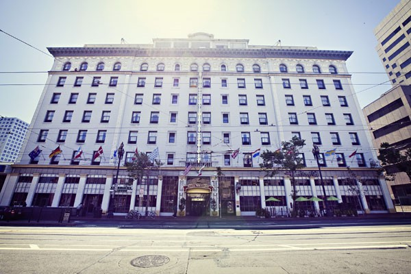 Hotel Whitcomb Gallery 2