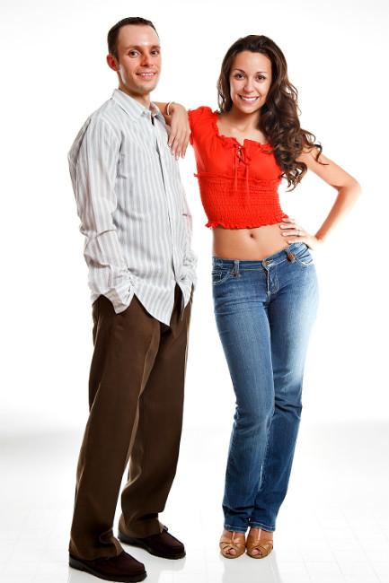 Chris Rogicki and Evelyn Ramirez