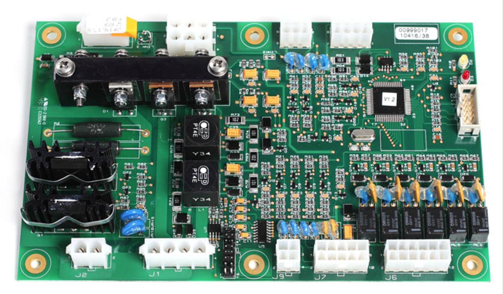 EPS Products - Controller MEC1